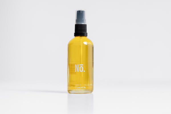 Hazelnut + Italian Lemon Cleansing Oil