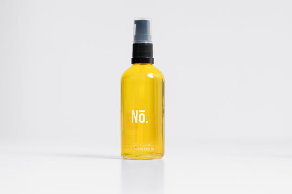 Hemp + Bergamot Repairing Body Oil