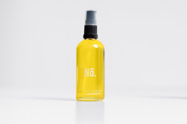 Rosehip + Ylang Ylang Hydrating Body Oil