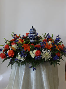Wreath For An Urn