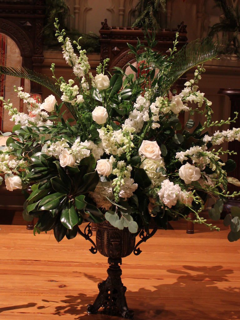 Arrangement For An Urn