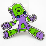Bug - Bot Hat Pin