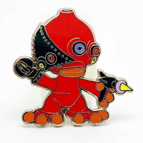 Joe Peters x Coyle Munny Hat Pin
