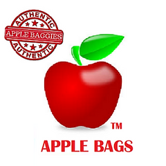 Buy Authentic Apple Ziplock Baggies at Cheeky Ninjas