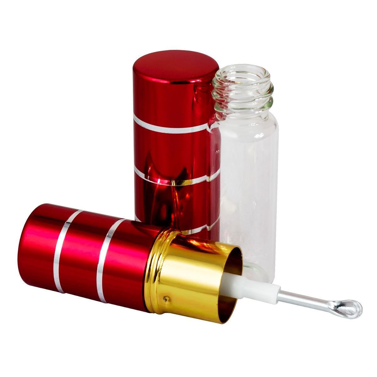 Perfume Atomizer with Snuff Vial & Spoon - Cheeky Ninjas