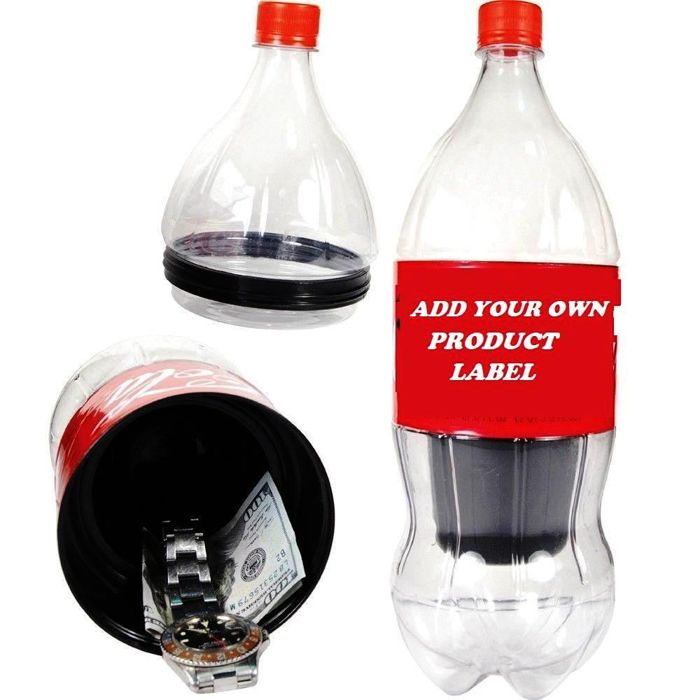 Cola Bottle Stash - 2 Litre - Cheeky Ninjas