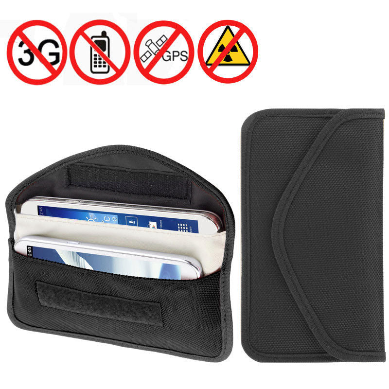 RF Signal Blocker Phone Pouch - Cheeky Ninjas