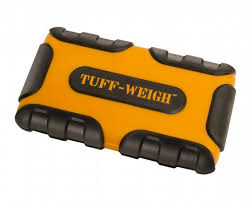 Tuff-Weigh Scales 100g / 0.01g - Orange - Cheeky Ninjas