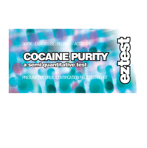 Eztest Cocaine Purity - Cheeky Ninjas