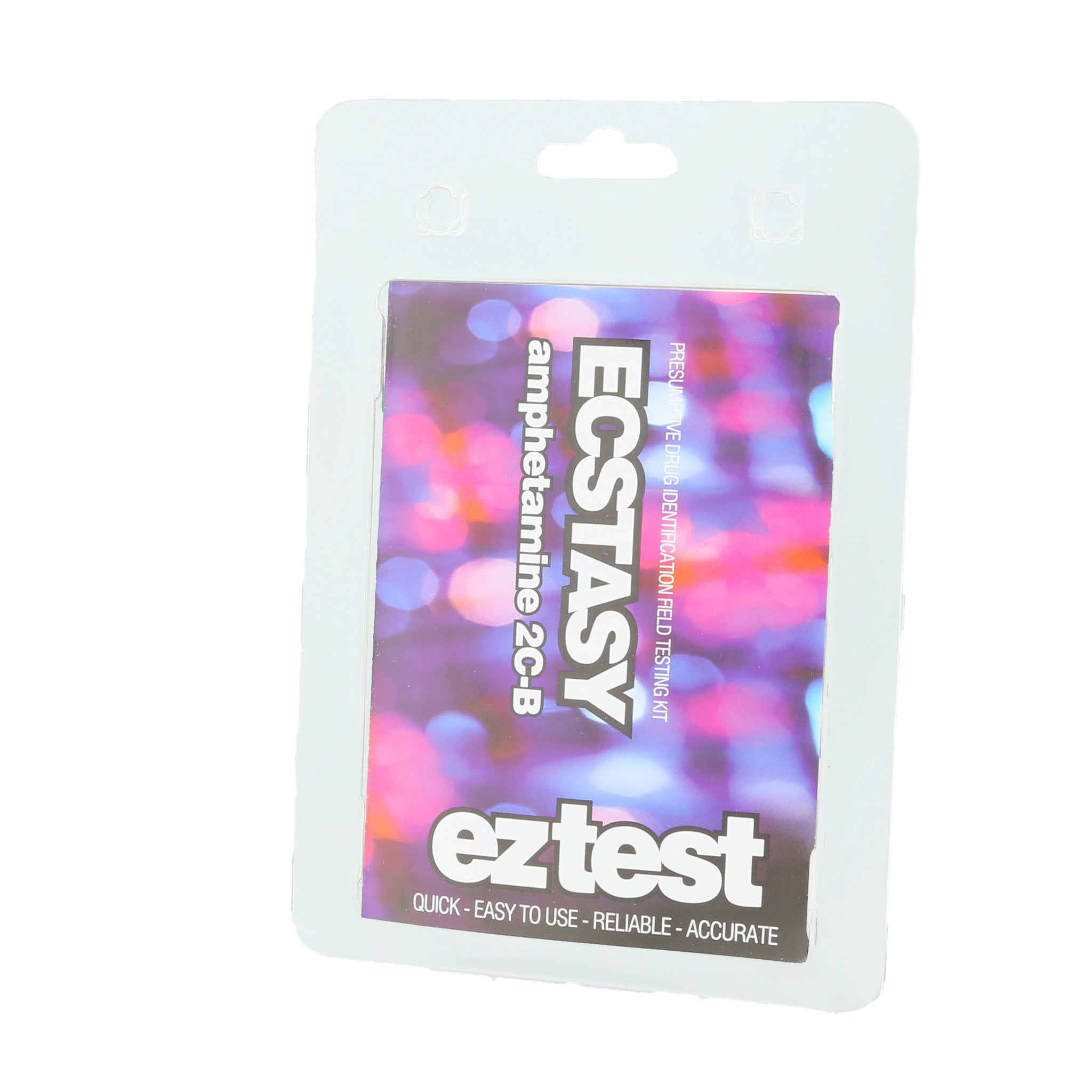 Eztest Tube for Ecstacy/MDMA - Cheeky Ninjas