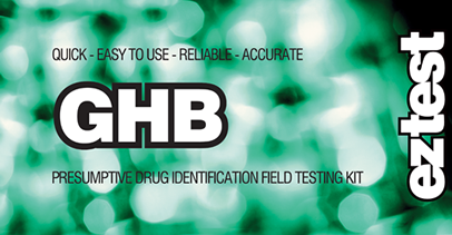 Eztest Tube for GHB - Cheeky Ninjas