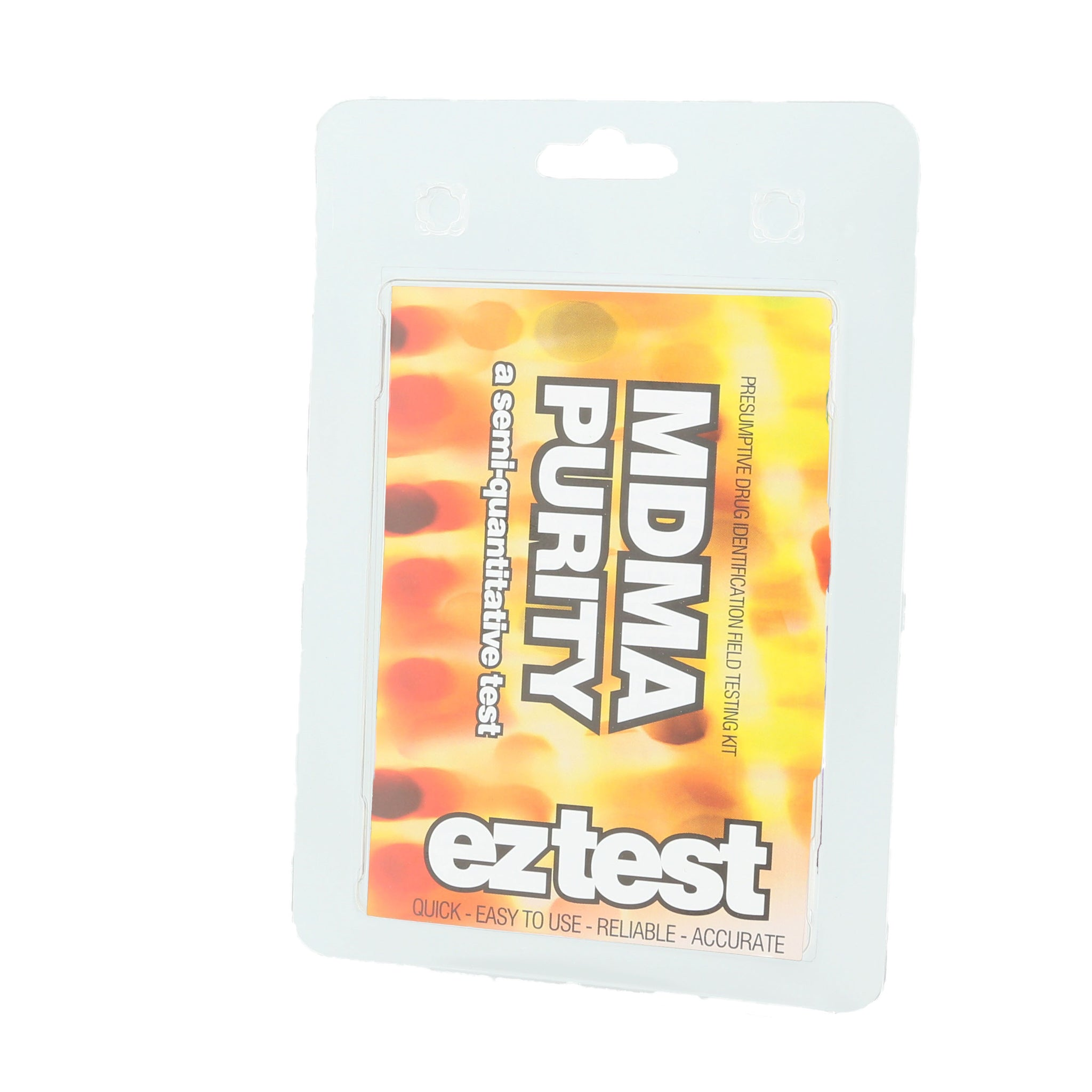 Eztest Tube for MDMA Purity - Cheeky Ninjas