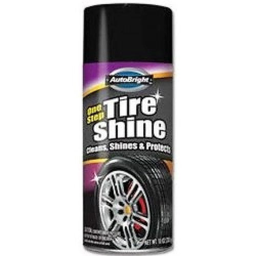Tire Shine Spray Can Safe - Cheeky Ninjas