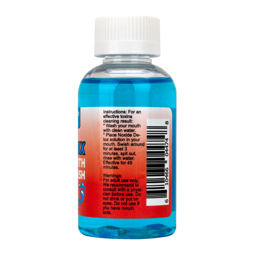 Noxide Detox Mouthwash Bulk Buy 10 pack - Cheeky Ninjas