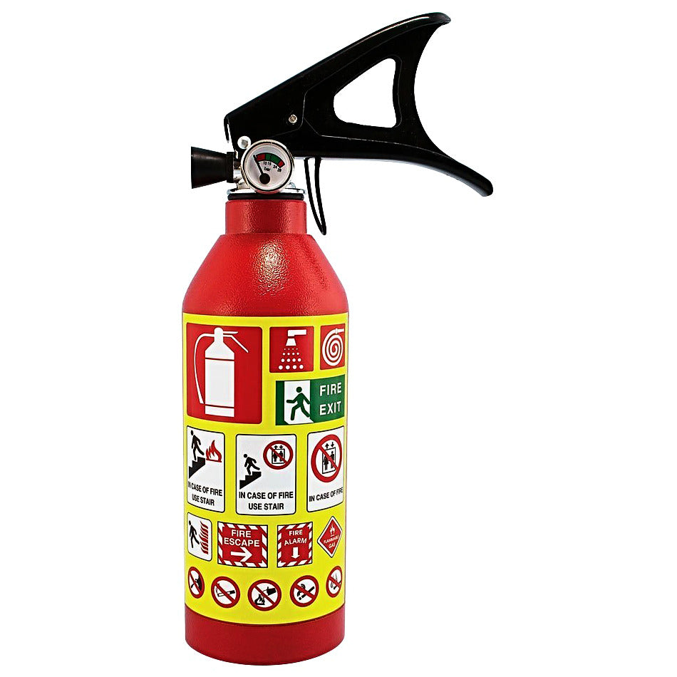 Fire Extinguisher Secret Safe - Cheeky Ninjas