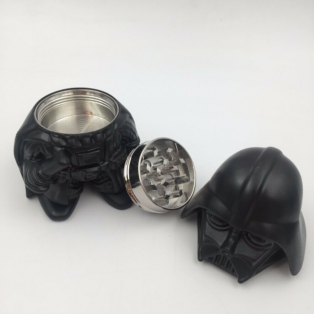 Darth Vader Herb Grinder Stash - Cheeky Ninjas