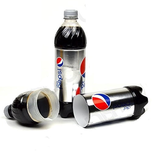 Diet Pepsi Bottle Secret Safe - Cheeky Ninjas