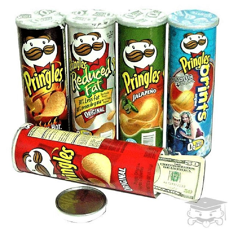 Pringles Can Safe, Diversion Safes,Cheeky Ninjas