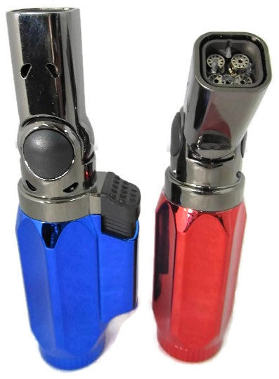Scorch Torch Swivel Head Jet Lighter - Cheeky Ninjas
