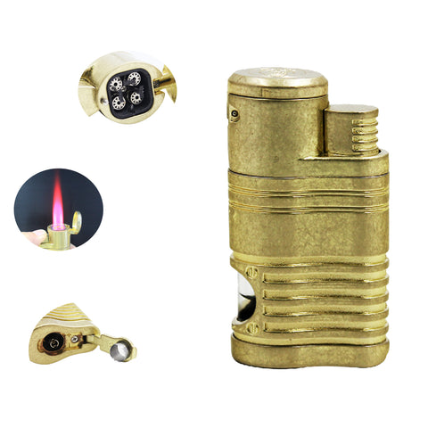 Cigar Lighter 1407 Golden