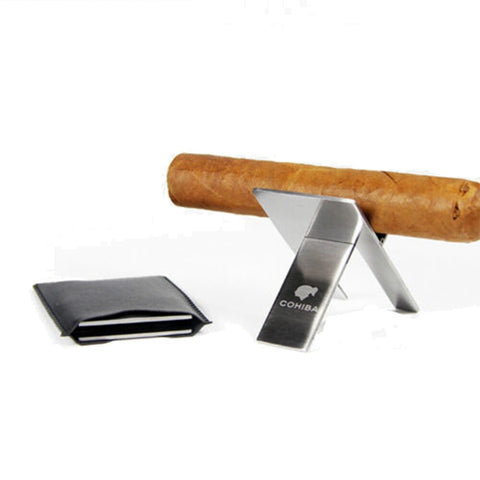 Cohiba High Quality Stainless Steel Cigar holder