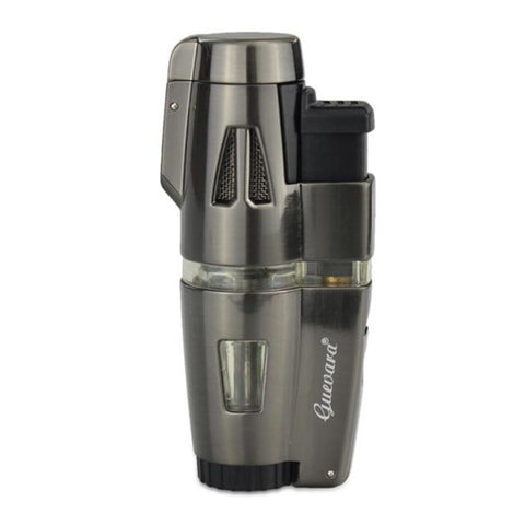 3Jet Cigar Lighter Butane Torch With Punch