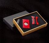 cigar cutter and lighter set