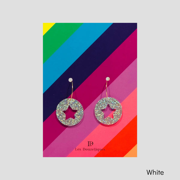 Coco Earrings - Stars