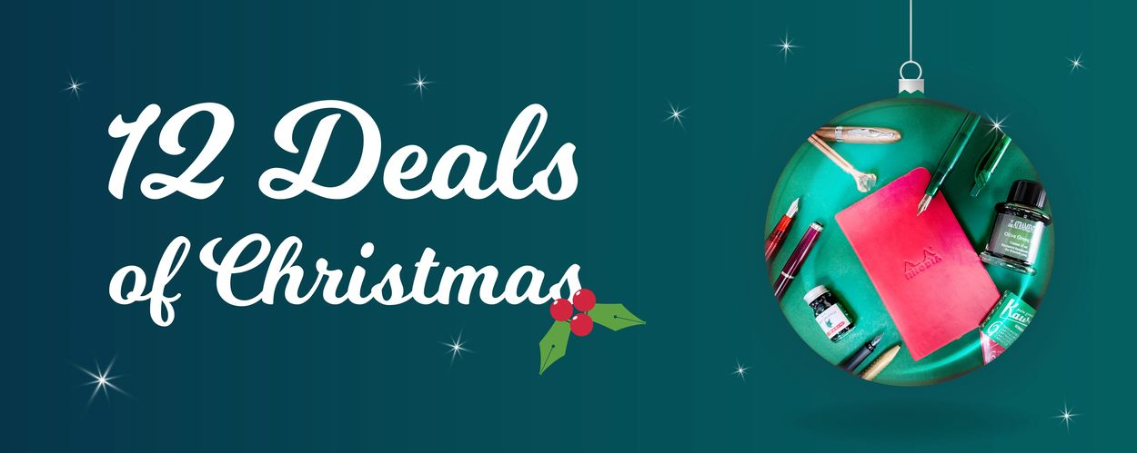 Pure Pens 12 Deals of Christmas