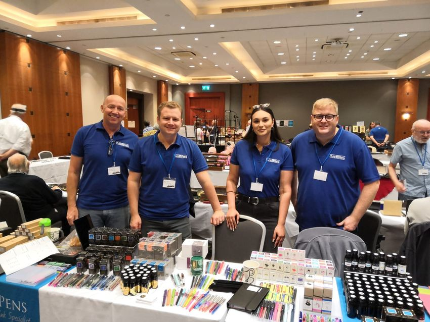 Pure Pens at the London Pen Show