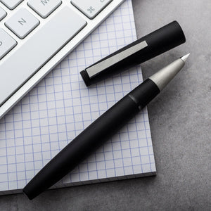 Lamy 2000 Fountain Pen - Black
