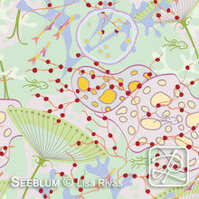 Load image into Gallery viewer, SEEBLUM : : surface design : : vector download