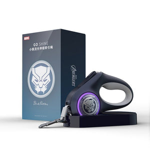 PETKIT Avengers Leash w/ LED Lights + Mag Charge Stand