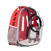 Load image into Gallery viewer, Snoopy Space Capsule Pet Carrier
