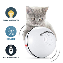 Load image into Gallery viewer, Smudge Ball™ Smart Cat Toy