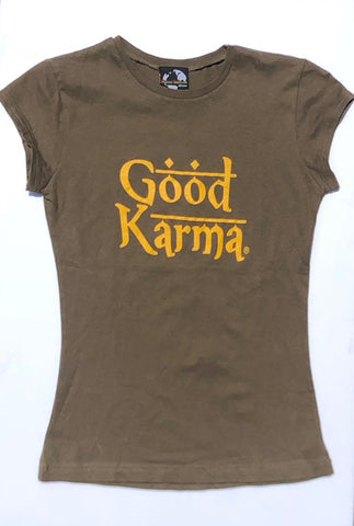 Good Karma Short Sleeve Tee
