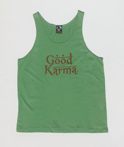"Men's ""Good Karma"" Tank"
