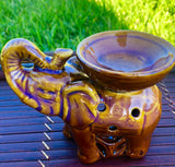 Elephant Wax & Oil Burner