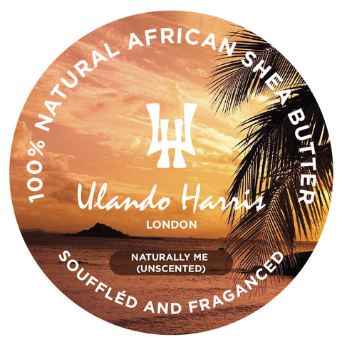 Unscented 100% Natural African Shea Butter Soufflé