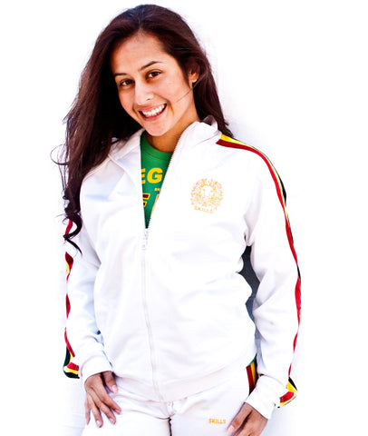 Women's Reggae Fitted Track Jacket