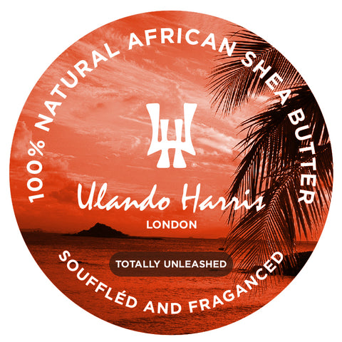 Totally Unleashed 100% Natural African Shea Butter Soufflé