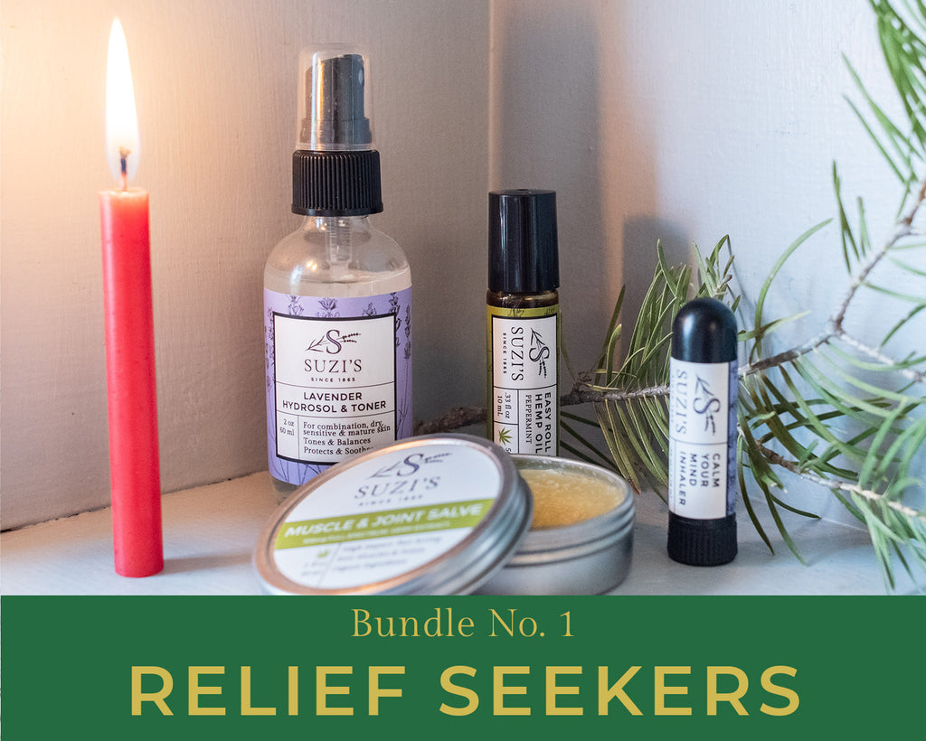 Introducing Our Bundles - Relief Seekers