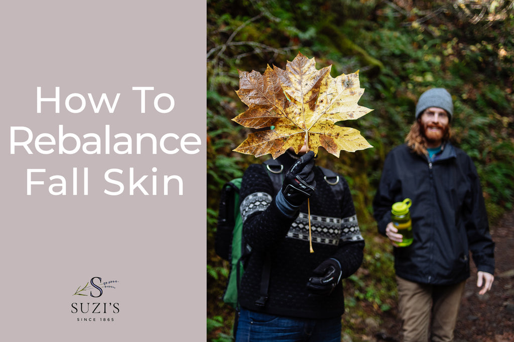 Rebalance Your Skin For Fall + Recipe