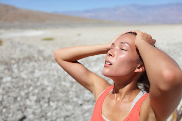 Apply sunscreen for outdoor workouts (but not for indoors)