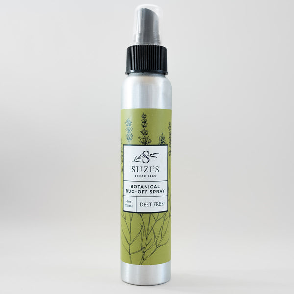 All Natural Botanical Bug Off Natural Insect Repellent Spray With Eucalyptus - Suzi's Lavender