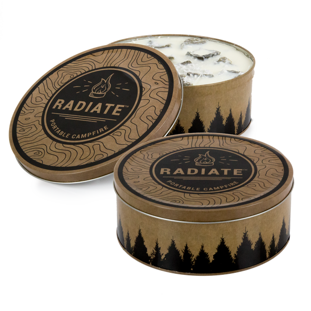 Radiate Campfire CLASSIC - 2 Pack (Save 5%)