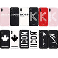 New Trendy Fashionable Soft Cases for iPhone