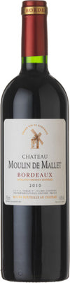 Chateau Moulin de Mallet | Bordeaux Red Wine