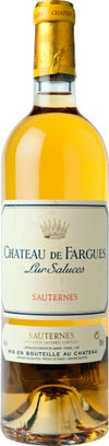 Chateau de Fargues 1985