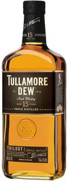Tullamore Dew 15yo Trilogy Small Batch
